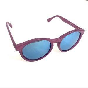 Isaac Mizrahi Sun Glasses in Purple